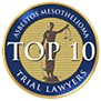 Asbestos Mesothelioma Trial Lawyers - Top 10